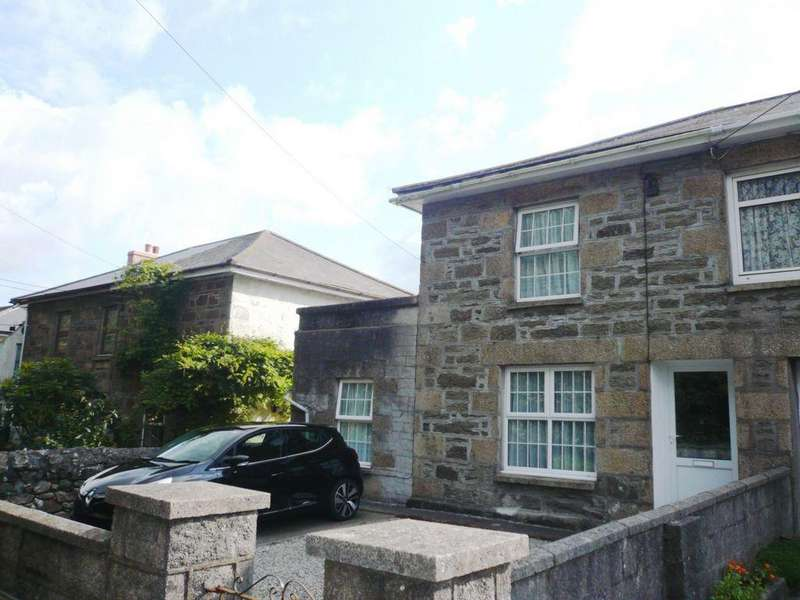 3 Bedrooms House for sale in Robartes Terrace, Illogan, TR16