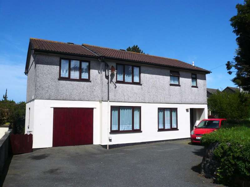 4 Bedrooms Detached House for sale in Raymond Road, Redruth, TR15