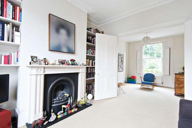2 Bedrooms Terraced House for sale in Arlington Avenue, Islington
