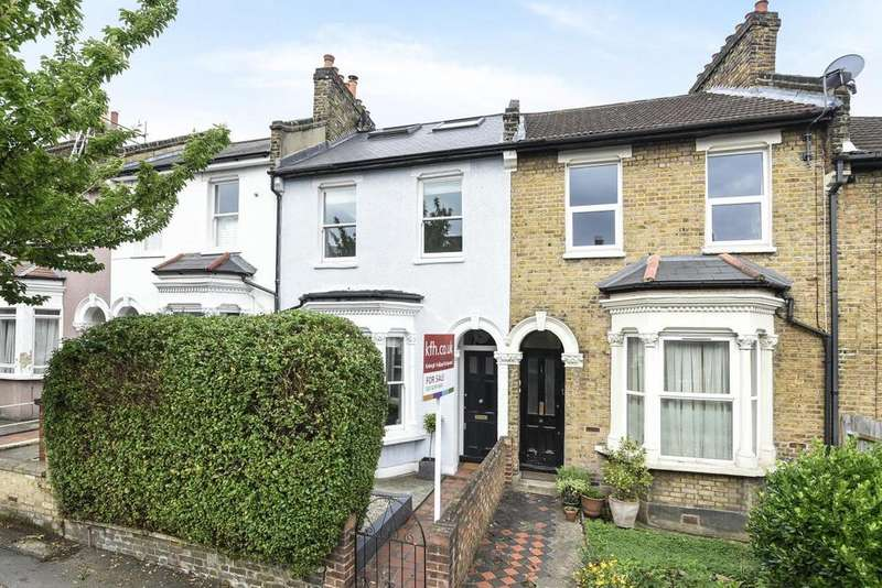 4 Bedrooms Terraced House for sale in Copleston Road, East Dulwich