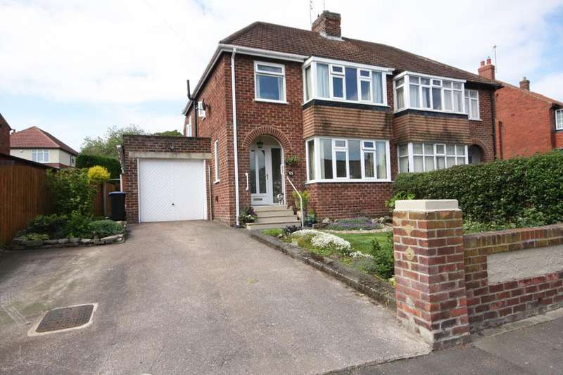 3 Bedrooms Semi Detached House for sale in Camperdown Avenue, Chester-le-Street DH3 4AD