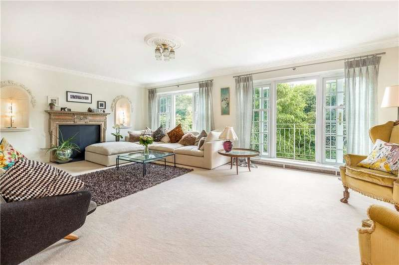 4 Bedrooms Penthouse Flat for sale in Spencer House, Wimbledon Park Side, London, SW19
