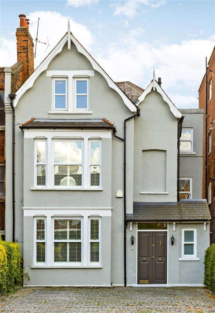 6 Bedrooms End Of Terrace House for sale in Worple Road, Wimbledon