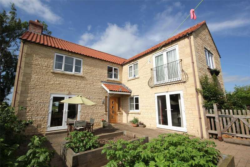 4 Bedrooms Detached House for sale in Main Street, Swarby, NG34