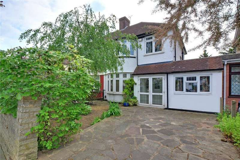 4 Bedrooms Semi Detached House for sale in Broad Walk, Blackheath, London, SE3