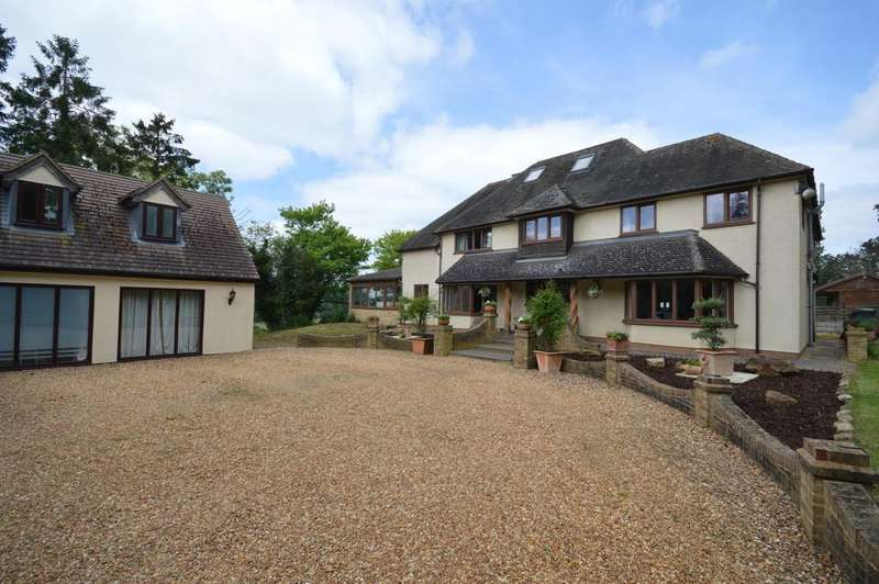 6 Bedrooms Detached House for sale in Between Sudborough and Brigstock