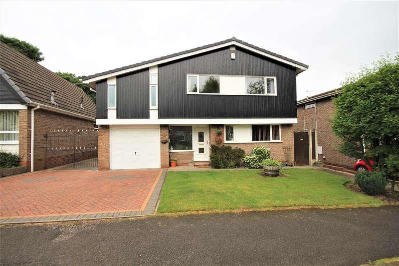 5 Bedrooms Detached House for sale in Amber Heights, Ripley