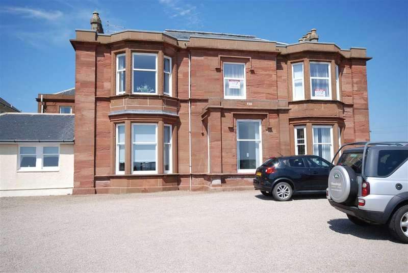 2 Bedrooms Apartment Flat for sale in South Crescent Road, Ardrossan