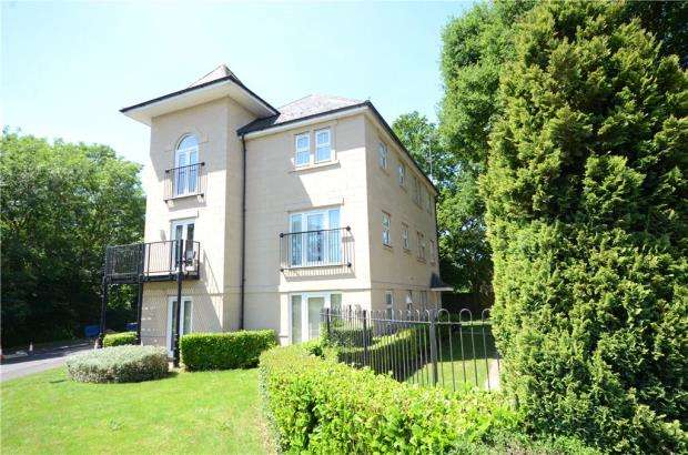 2 Bedrooms Apartment Flat for sale in Greenwich Road, Shinfield Park, Reading