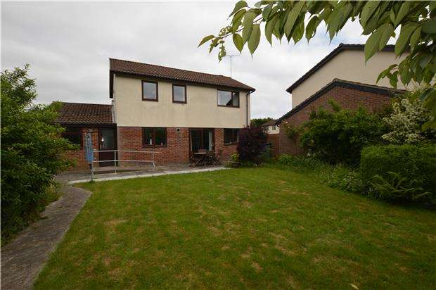 4 Bedrooms Detached House for sale in Ridings Close, Chipping Sodbury, Bristol, BS37 6NP