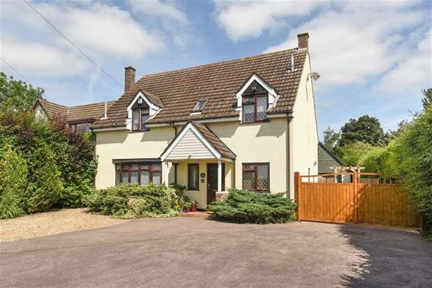5 Bedrooms Detached House for sale in Church End, Renhold