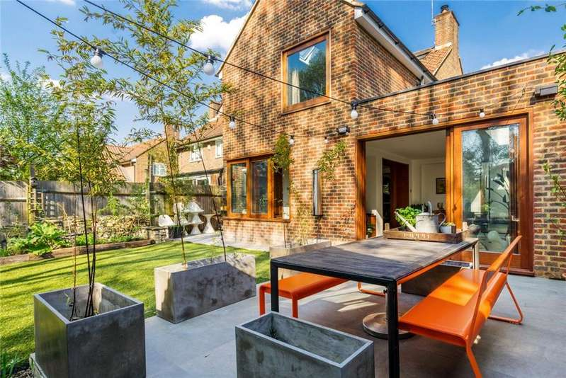 4 Bedrooms Semi Detached House for sale in Allison Grove, Dulwich, London, SE21