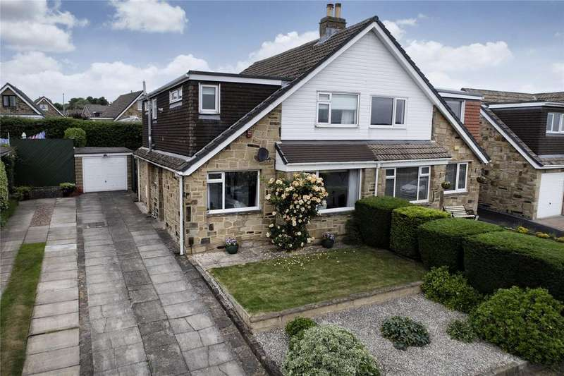 4 Bedrooms Semi Detached House for sale in Priory Way, Mirfield, West Yorkshire, WF14
