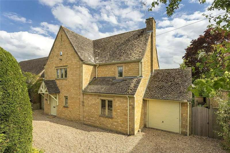 4 Bedrooms Detached House for sale in Station Road, Chipping Campden, Gloucestershire, GL55
