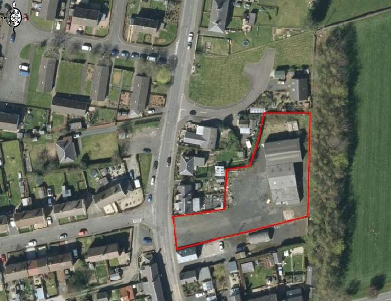 Plot Commercial for sale in Hunters Yard, Station Road, Gordon TD3 6LR