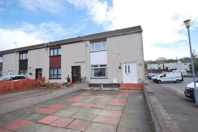 2 Bedrooms End Of Terrace House for sale in 125 Kincaidston Drive, Ayr, KA7 3XX
