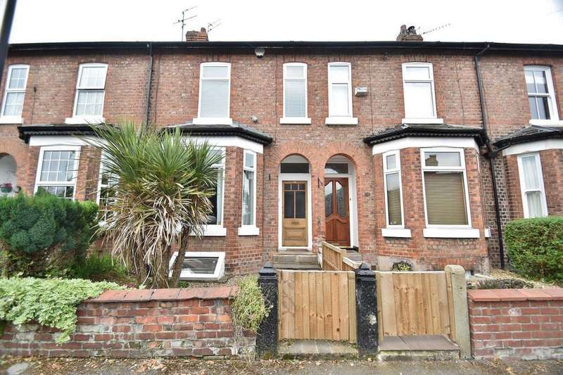 2 Bedrooms Terraced House for sale in South Grove, Sale