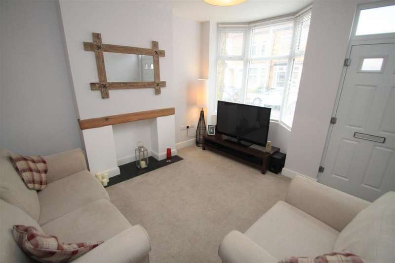 3 Bedrooms Terraced House for sale in Highfields Road, Hinckley