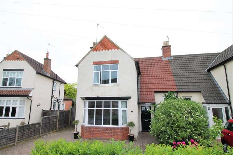 4 Bedrooms Semi Detached House for sale in Nithsdale Crescent, Market Harborough