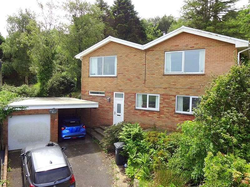 4 Bedrooms Detached House for sale in Croftswood Gardens, Ilfracombe