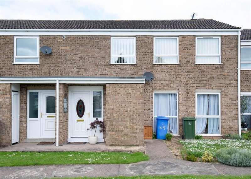 2 Bedrooms Flat for sale in Clarke Court, Wyberton, Boston, Lincolnshire