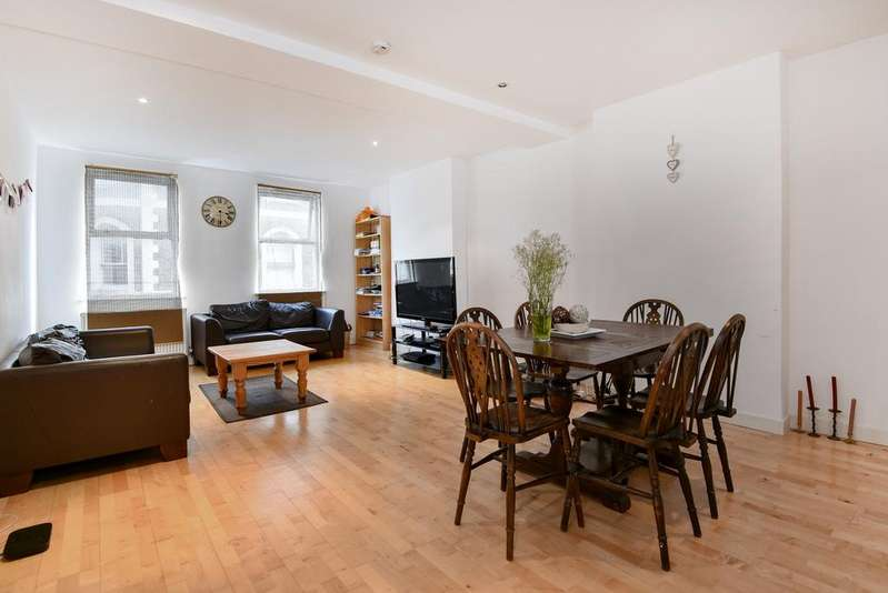 2 Bedrooms Flat for sale in Church Road London SE19