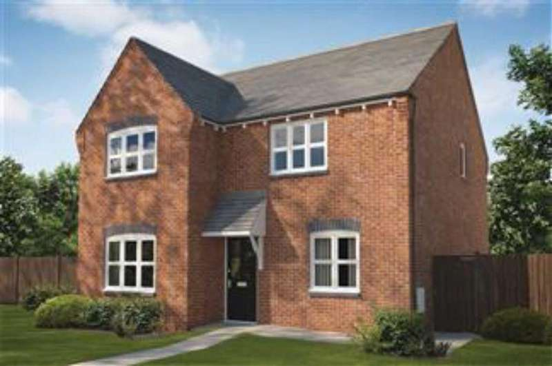4 Bedrooms Detached House for sale in Station Road, Stoney Stanton