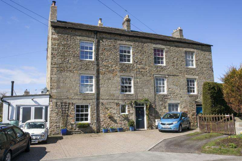 5 Bedrooms Semi Detached House for sale in The Flatts , Lartington , Barnard Castle , County Durham