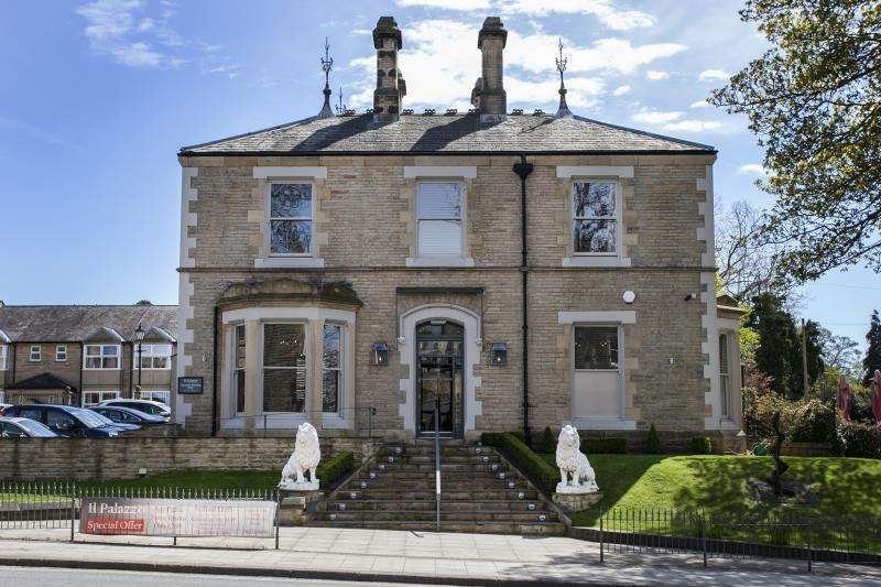 2 Bedrooms Unique Property for sale in Palazzo, 105 Galgate, Barnard Castle, County Durham