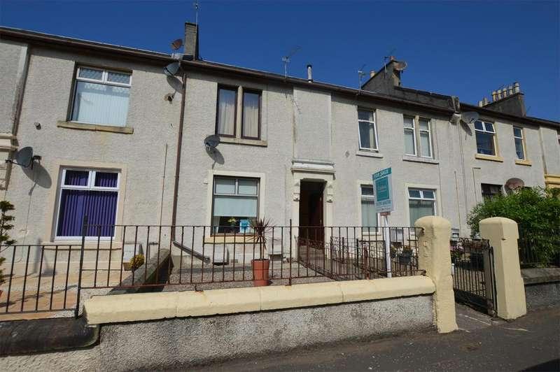 1 Bedroom Ground Flat for sale in Flat A, 6 Sharphill Road, Saltcoats, KA21 5NN