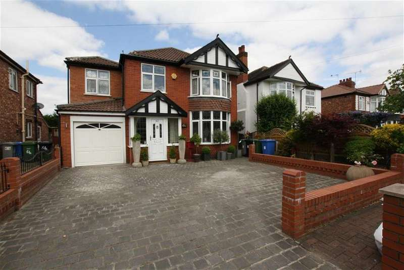 5 Bedrooms Detached House for sale in Woodhouse Lane, Sale