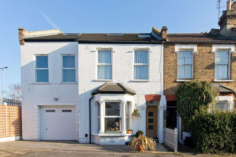 5 Bedrooms Terraced House for sale in Goodenough Road, Wimbledon Town
