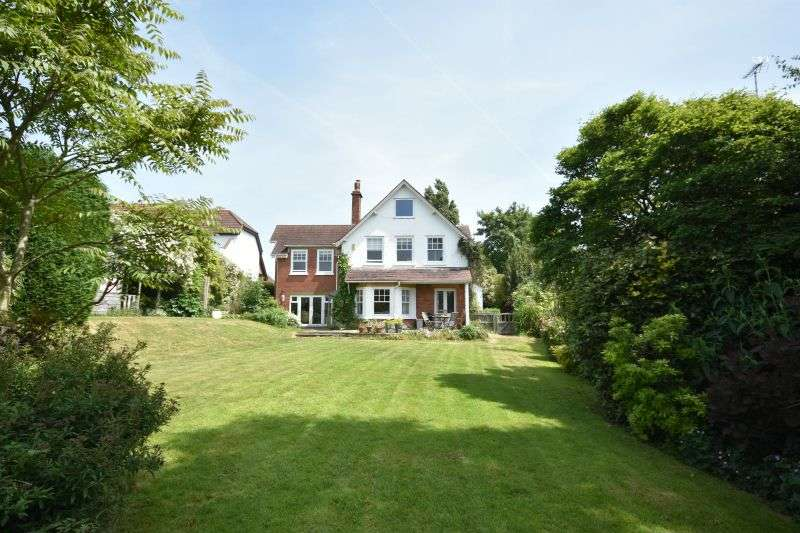 5 Bedrooms Detached House for sale in EXTON LANE, EXTON, NR EXETER, DEVON