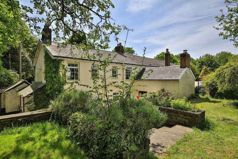 3 Bedrooms Detached House for sale in St Nicolas, St. Nicholas, Cardiff