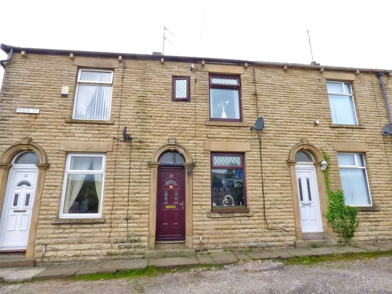 3 Bedrooms Terraced House for sale in Wild Street, Shaw, Oldham, Greater Manchester, OL2