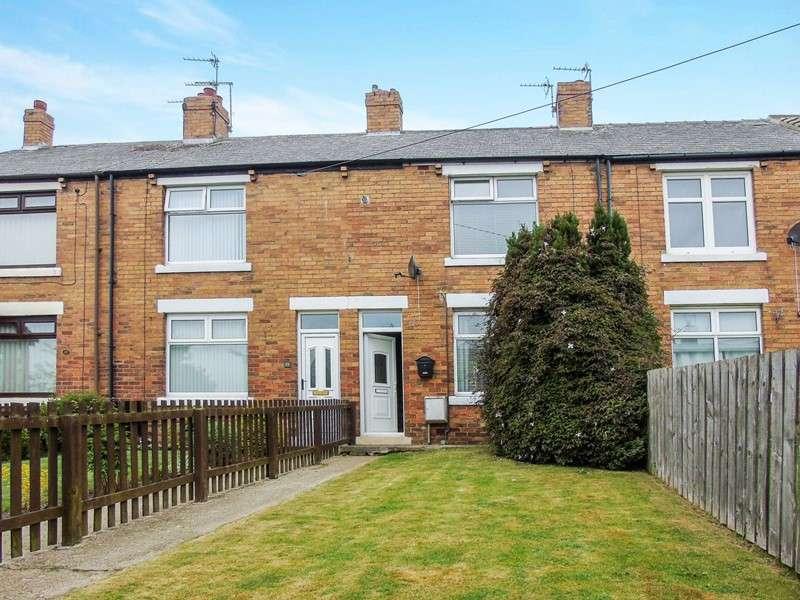 2 Bedrooms Property for sale in Carlton Terrace, Peterlee, Durham, SR8 3AL