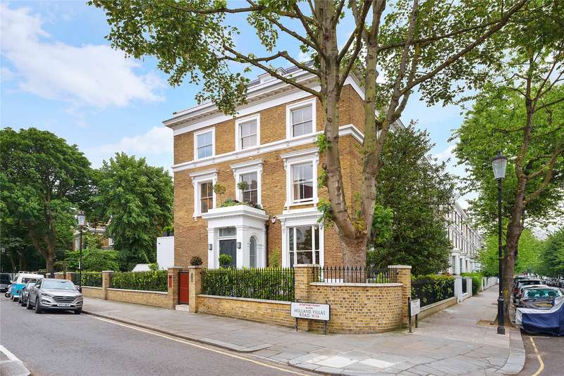6 Bedrooms End Of Terrace House for sale in Holland Villas Road, London, W14