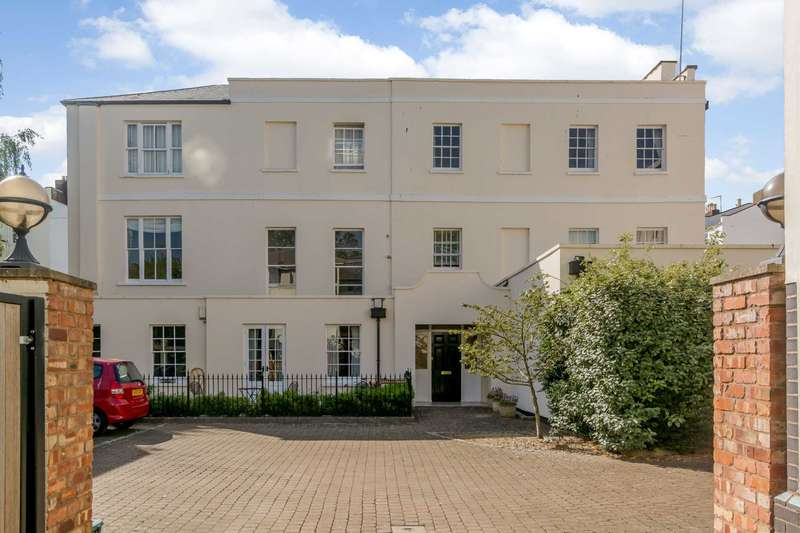 2 Bedrooms Apartment Flat for sale in Vittoria Walk, Cheltenham