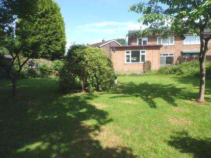 3 Bedrooms Semi Detached House for sale in Chippenham Avenue, Offerton, Stockport, Cheshire