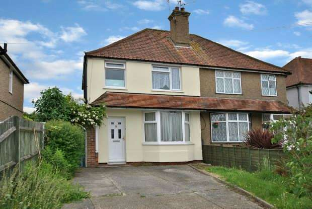 3 Bedrooms Semi Detached House for sale in Church End Lane, Tilehurst, Reading,