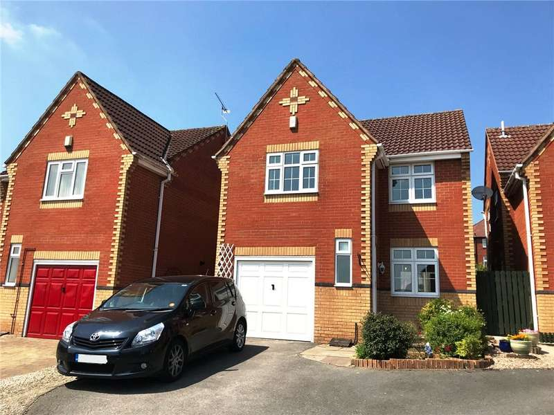 4 Bedrooms Detached House for sale in Calver Close, Belper, Derbyshire, DE56