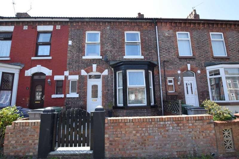 3 Bedrooms Terraced House for sale in Hazel Road, Birkenhead