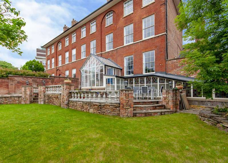 4 Bedrooms Apartment Flat for sale in Standard Hill, The Park, Nottingham