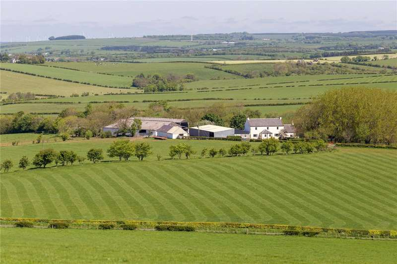 3 Bedrooms Farm Commercial for sale in Fowler Farm (Lot 1), Mauchline, East Ayrshire, KA5