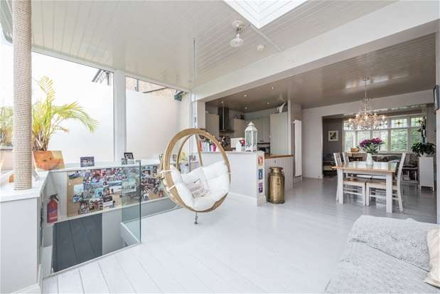 4 Bedrooms Semi Detached House for sale in Portal Close, West Norwood