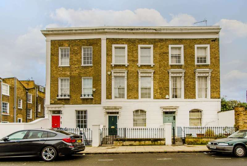 3 Bedrooms House for sale in Matilda Street, Barnsbury, N1