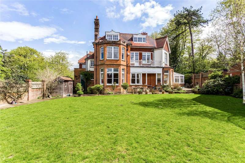 7 Bedrooms Detached House for sale in Tupwood Lane, Caterham, Surrey, CR3