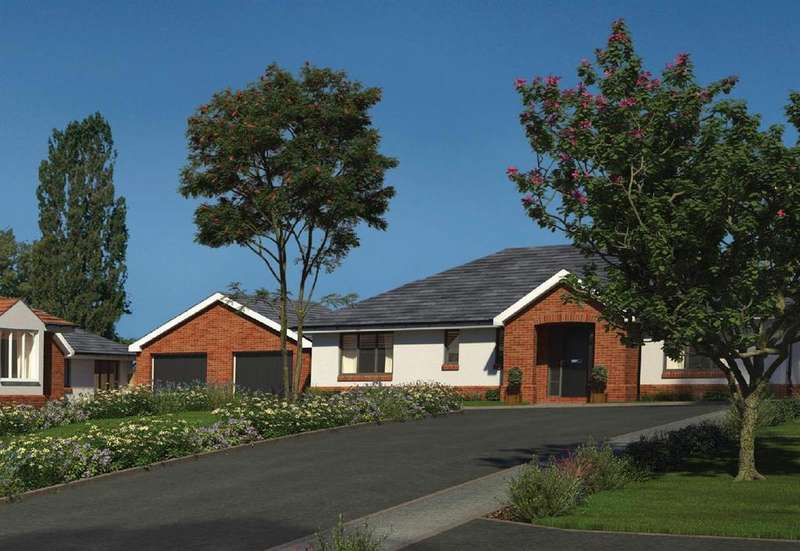 3 Bedrooms Detached Bungalow for sale in Moonhill Copse, West Clyst, Exeter