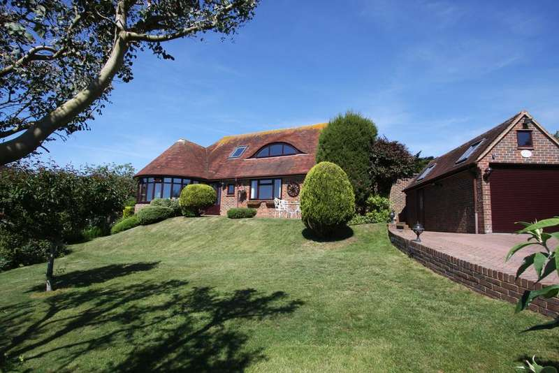 5 Bedrooms Chalet House for sale in Warren Lane, Friston BN20