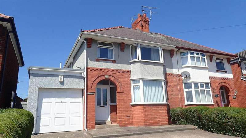 3 Bedrooms House for sale in Wrexham Road, Johnstown, Wrexham